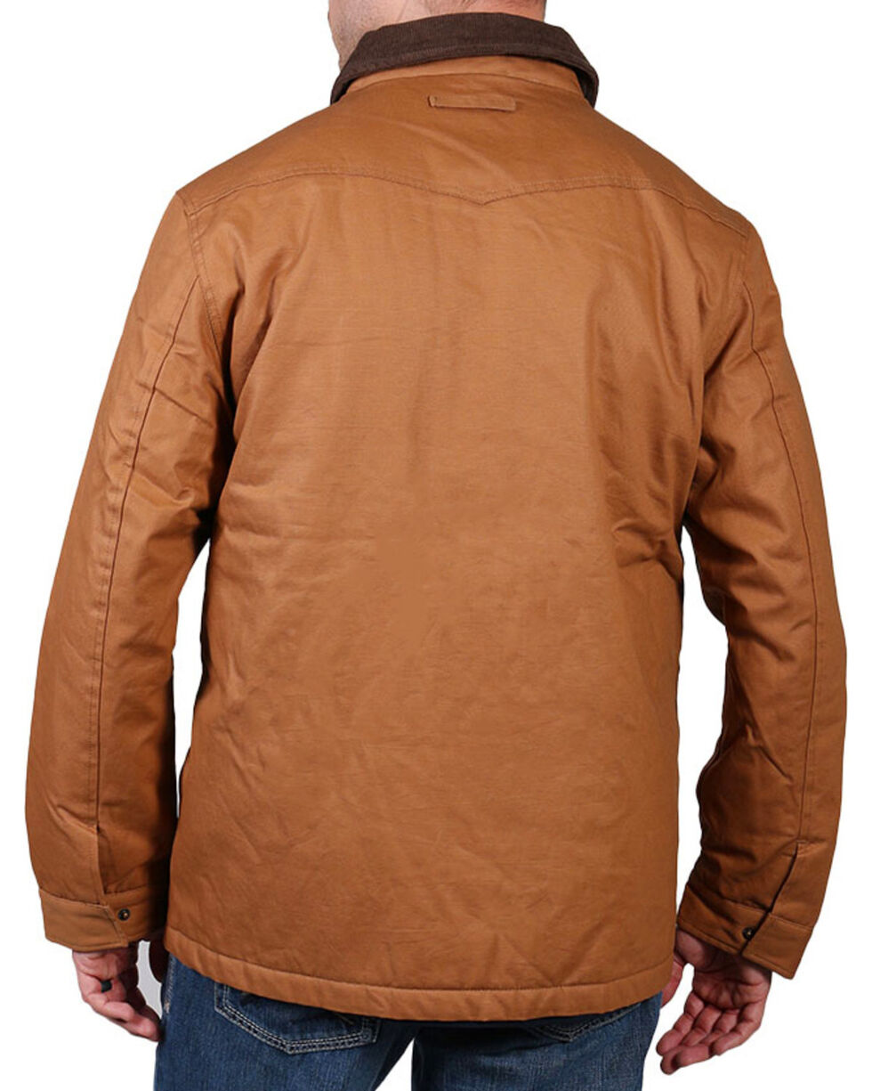 Cody James® Men's Hunt Jacket, Tan, hi-res