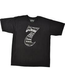 """Jack Daniel's Men's """"7"""" Short Sleeve T-Shirt, , hi-res"""