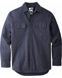 Mountain Khakis Men's Navy Ranger Chamois Shirt, , hi-res