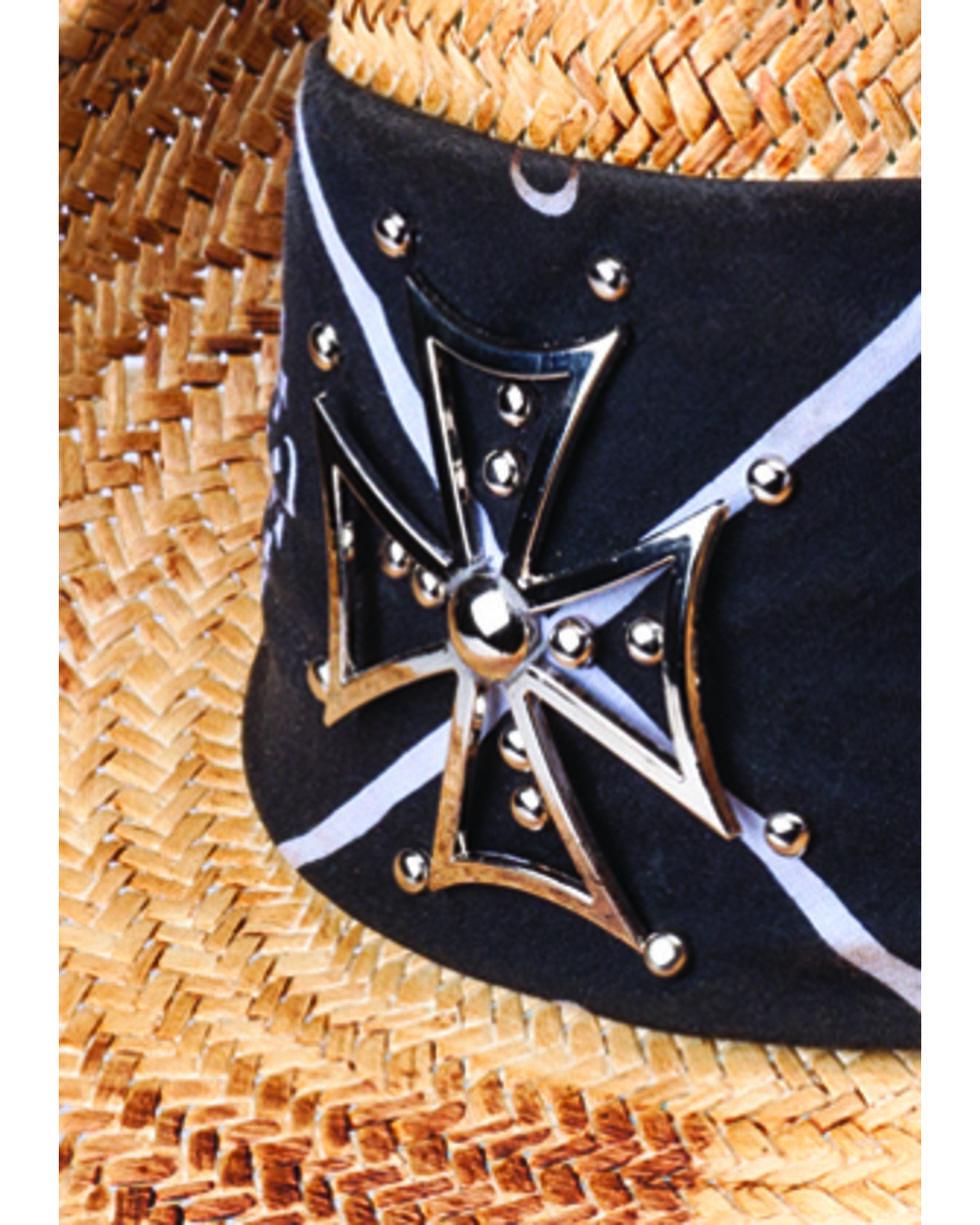 Peter Grimm Hollis Panama Straw Hat, Brown, hi-res