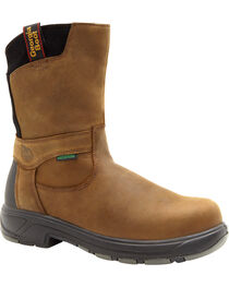 Georgia Men's FLXPoint Composition Toe Work Boots, , hi-res