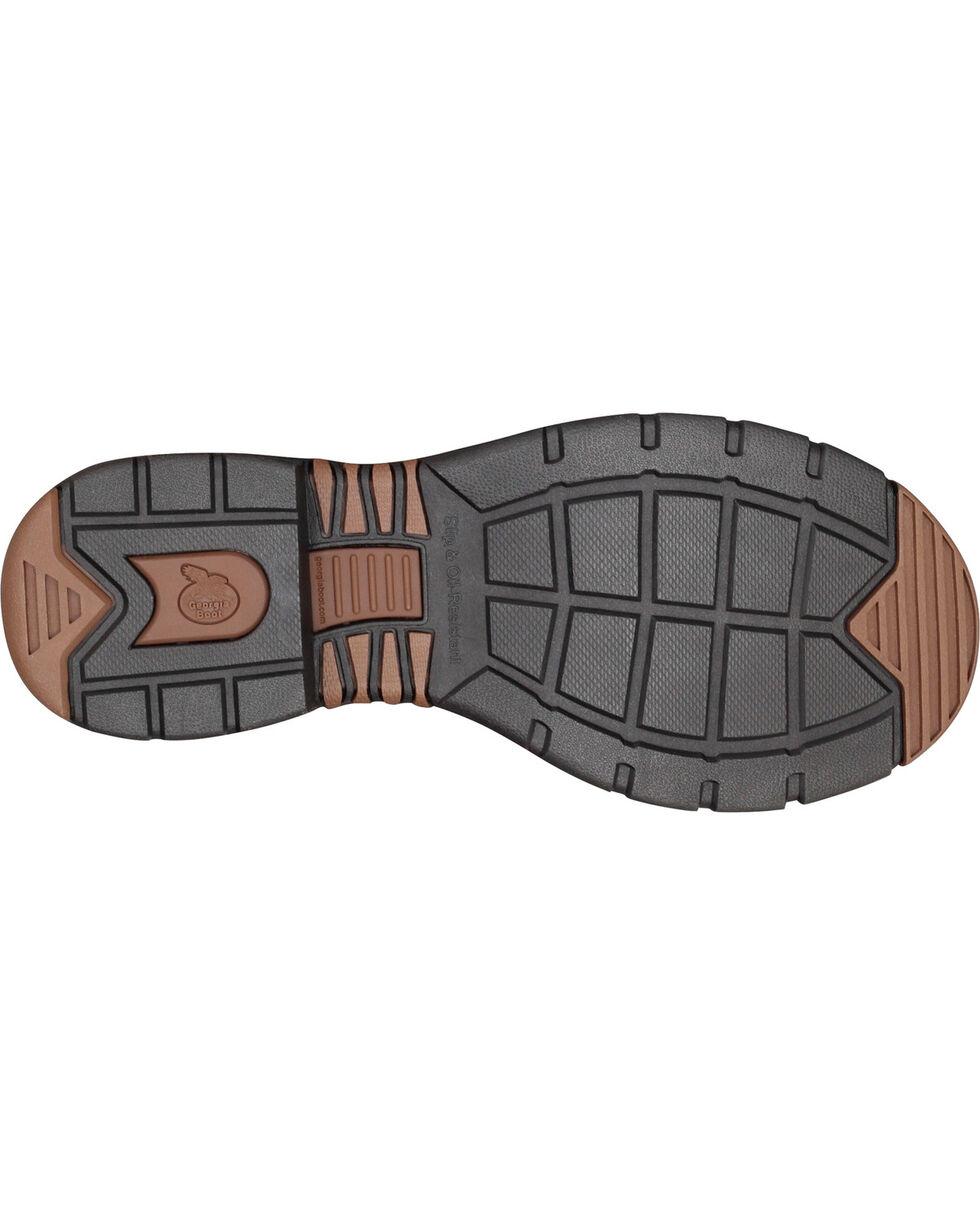 Georgia Men's Steel Toe Waterproof Athens Work Boots, Brown, hi-res