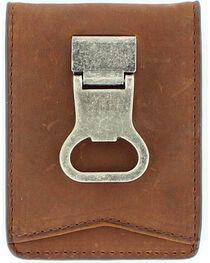 Nocona Money Clip Bi-Fold Wallet, , hi-res