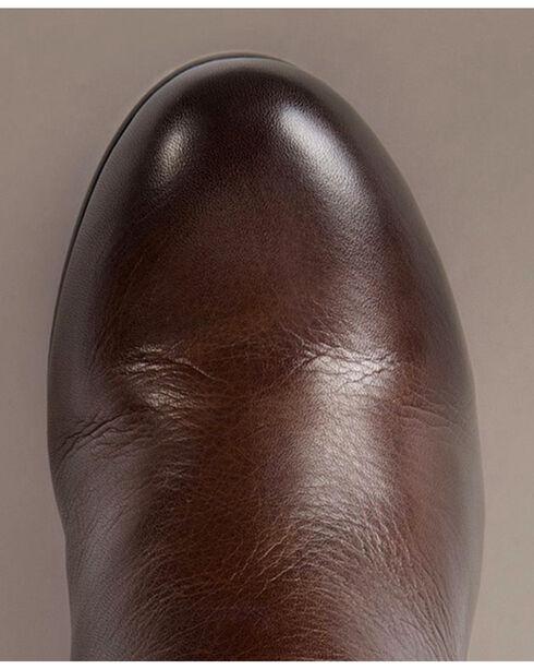 Frye Stella Chelsea Short Boots, Dark Brown, hi-res