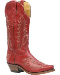 Boulet Deerlite Cowgirl Boots - Snip Toe, , hi-res