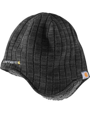 Carhartt Men's Akron Beanie, Black, hi-res