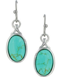 Montana Silversmiths Women's On Top Of The World Earrings , , hi-res