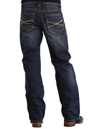 Stetson Men's Premium Modern Fit Boot Cut Jeans, , hi-res