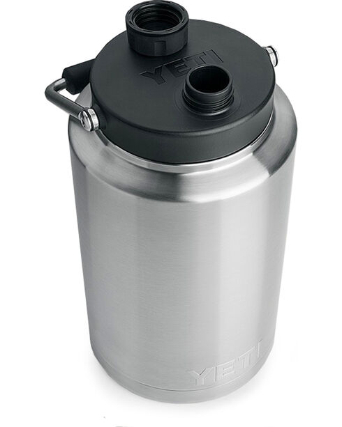 Yeti Coolers Rambler One Gallon Jug, Steel, hi-res
