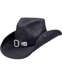 Peter Grimm Kelsey Bottle Opener Straw Cowboy Hat, , hi-res