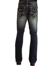 Stetson Men's Rocker Fit Straight Leg Jeans, , hi-res