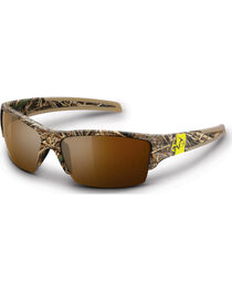 Realtree Men's Max-5® Camouflage Ramrod Sunglasses, , hi-res