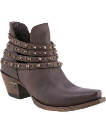 Lane Women's Brown Sweet Boots - Snip Toe , , hi-res