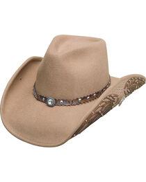 Bullhide Women's Nobody But You Wool Hat, , hi-res