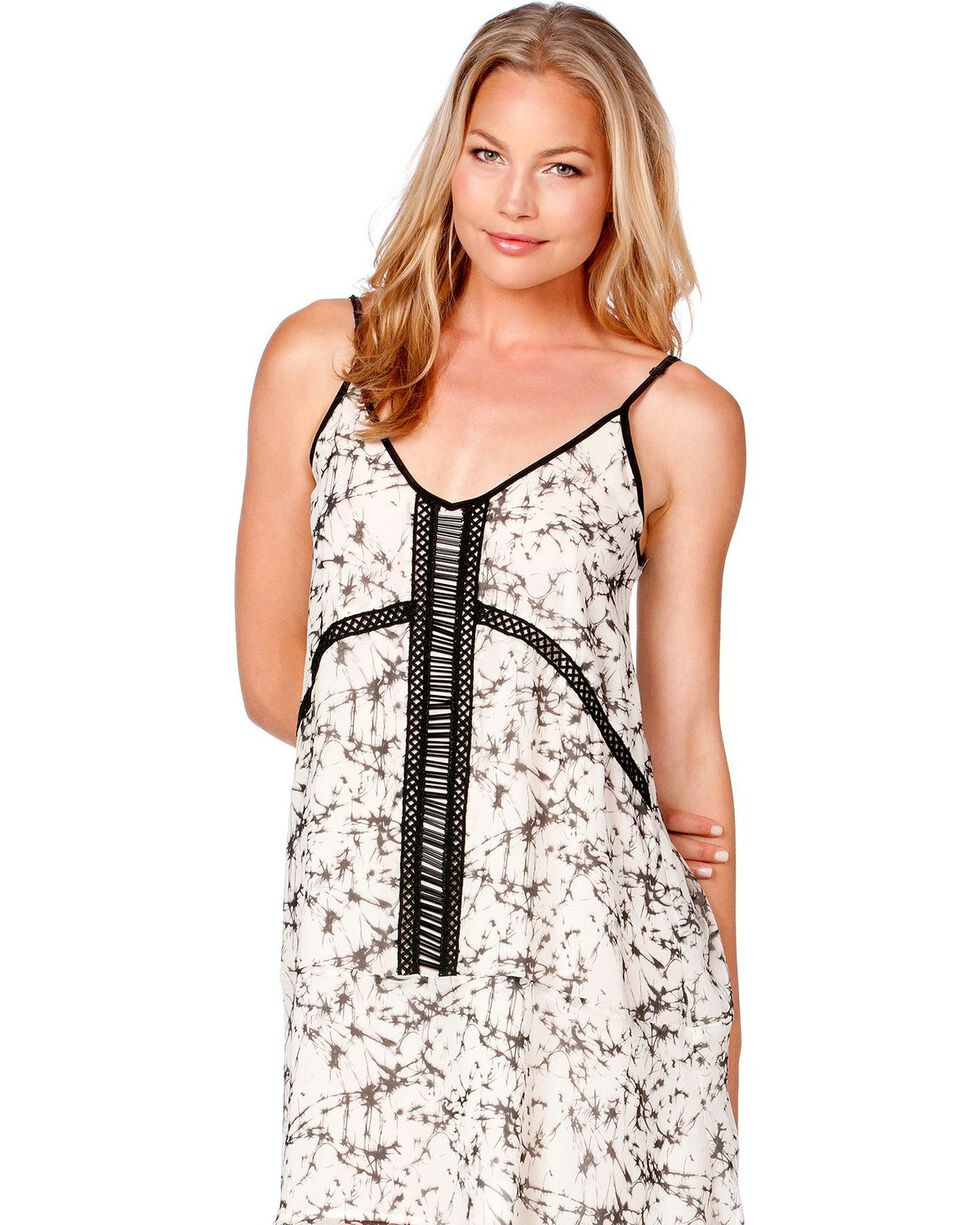 Miss Me Women's Printed Sleeveless Dress , , hi-res