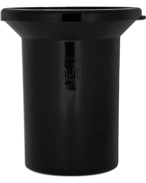 Mud Jug Portable Roadie Spittoon, Black, hi-res