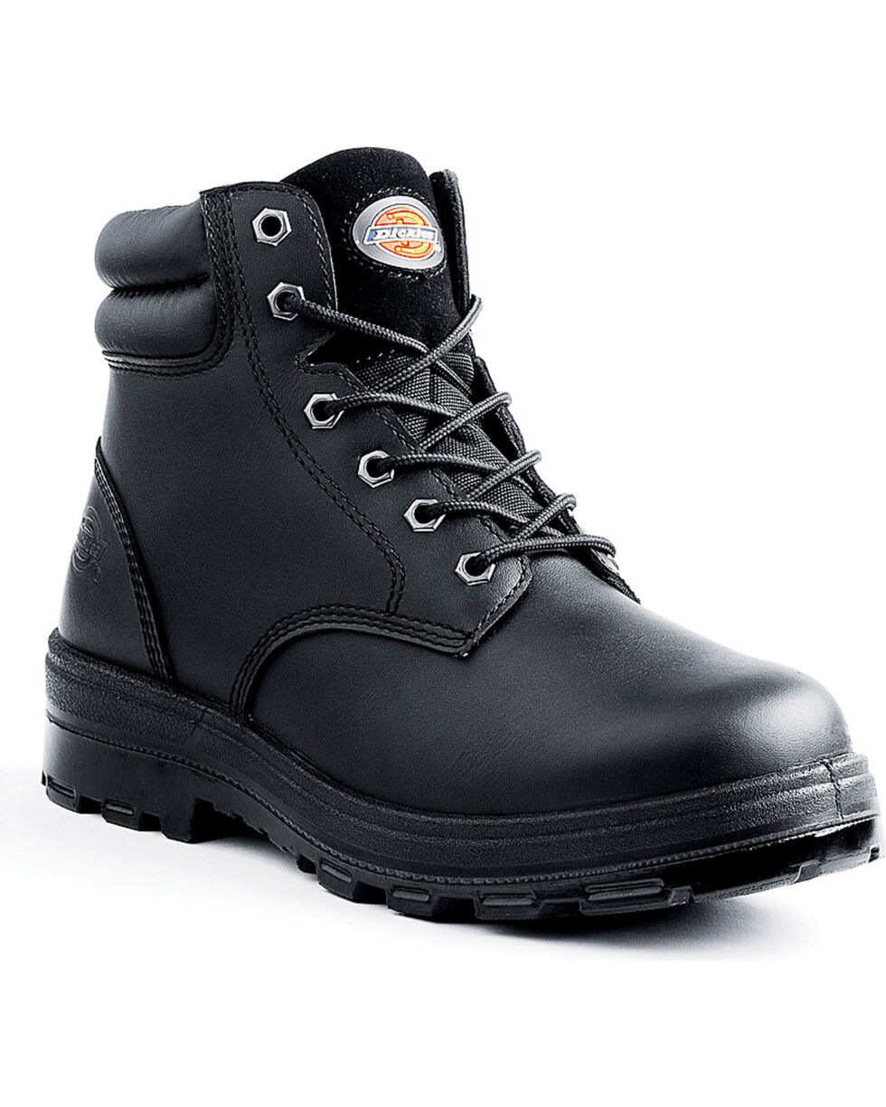 "Dickies Men's 6"" Challenger Waterproof Boots, Black, hi-res"