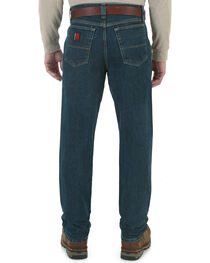Wrangler Men's RIGGS Advanced Comfort Five-Pocket Jeans, , hi-res