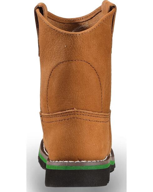 John Deere Infants' Johnny Popper Wellington Western Boots, Brown, hi-res