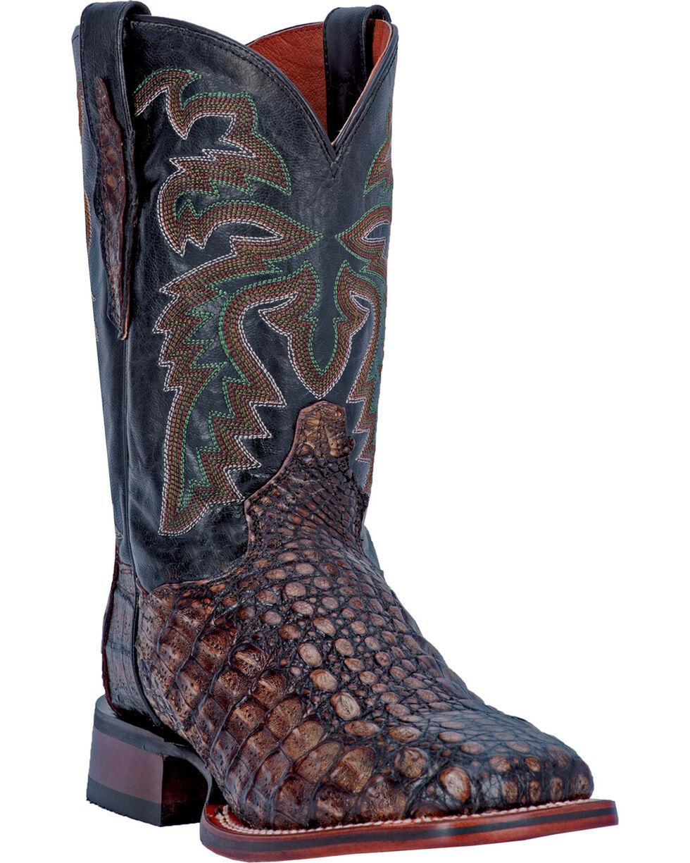 Dan Post Men's Cowboy Certified Everglades Boots, Copper, hi-res