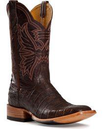 Cinch Women's Caiman Exotic Boots, , hi-res