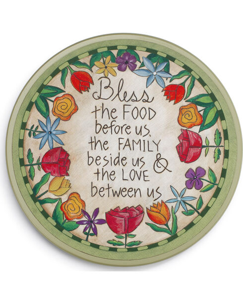 Demdaco Table Prayer Lazy Susan , Multi, hi-res