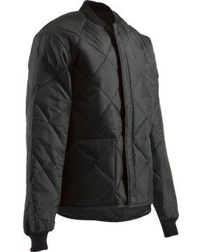Berne Black Original All-Quilt Jacket, Black, hi-res