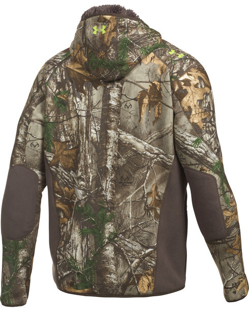 Under Armour Men's Stealth Hooded Jacket, Camouflage, hi-res