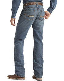 Ariat Men's M2 Smokestack Relaxed Boot Cut Jeans, , hi-res