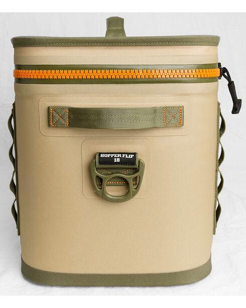 Yeti Hopper Flip 18 Cooler , Tan, hi-res