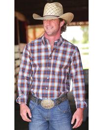 Cinch Men's Multi Modern Fit Long Sleeve Shirt, , hi-res