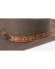 Phunky Horse Adjustable Leather Hat Bad , , hi-res