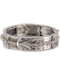 Shyanne® Women's Arrow Bracelet, , hi-res