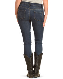Angel Premium Women's Hand Brushed Stretch Jeans - Skinny, , hi-res