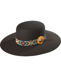Charlie 1 Horse Women's Outlaw 5X Hat , , hi-res