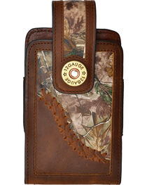 Justin Men's Real Tree Cell Phone Case, , hi-res