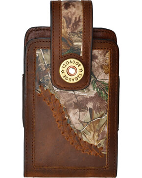 Justin Men's Real Tree Cell Phone Case, Camouflage, hi-res