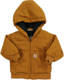 Carhartt Kid's Cotton Duck Active Jacket, , hi-res