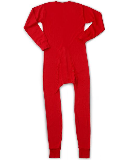 Red Long Underwear, Red, hi-res