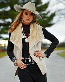 Tasha Polizzi Women's Wheat Renegade Vest , , hi-res