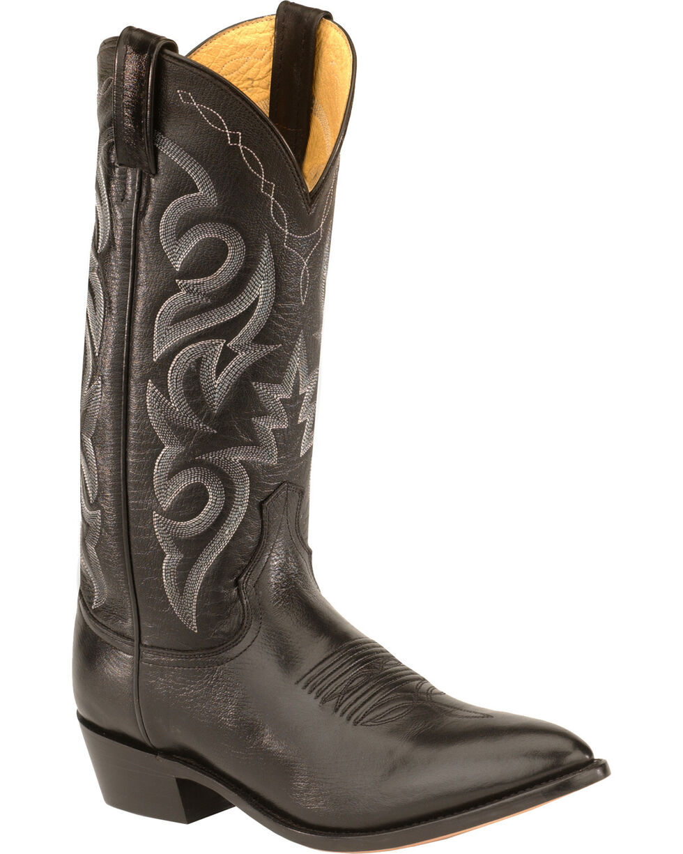 Dan Post Men's Milwaukee Western Boots, Black, hi-res