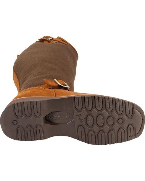 "Chippewa Men's Aged Regina 18"" Snake Boots, Aged Bark, hi-res"