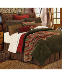 HiEnd Accents Wilderness Ridge Reversible 6-Piece Comforter Set - Super King, , hi-res