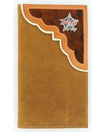 PBR Men's Rodeo Wallet and Checkbook Cover, , hi-res