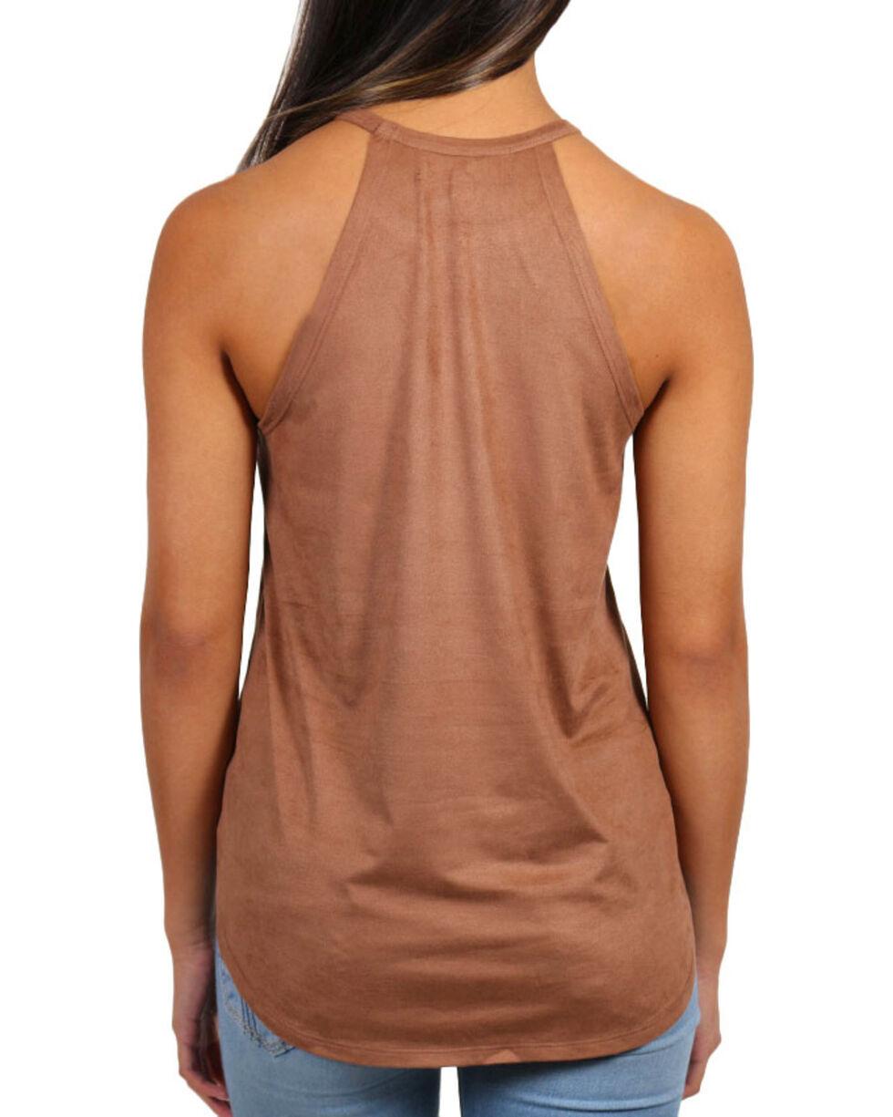 Shyanne® Women's Sleeveless Printed Tank, , hi-res