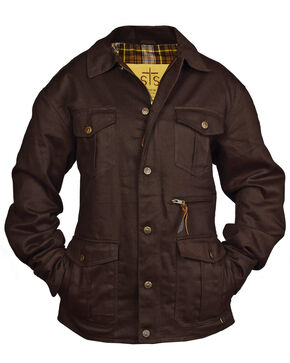 STS Ranchwear Women's Grandale Jacket, Brown, hi-res