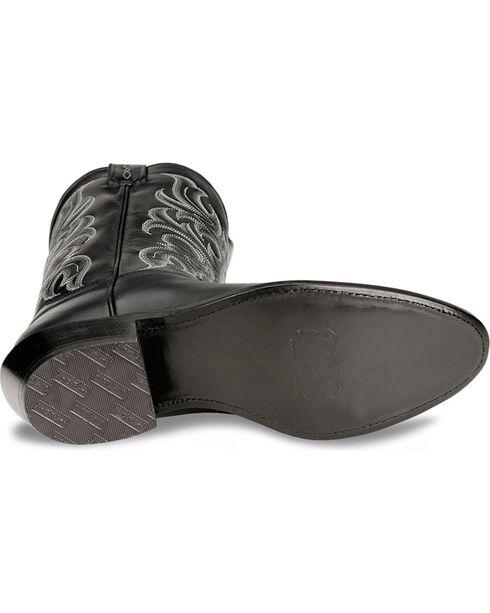 Tony Lama Men's Americana Signature Western Boots, Black, hi-res
