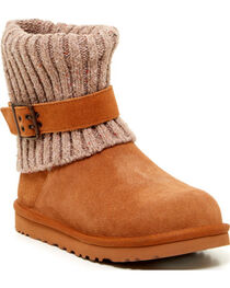 UGG Women's Chestnut Cambridge Short Boots - Round Toe , , hi-res