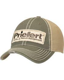 Priefert Logo Patch Casual Cap, , hi-res