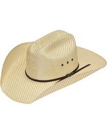 Twister Wild One Straw Cowboy Hat, , hi-res